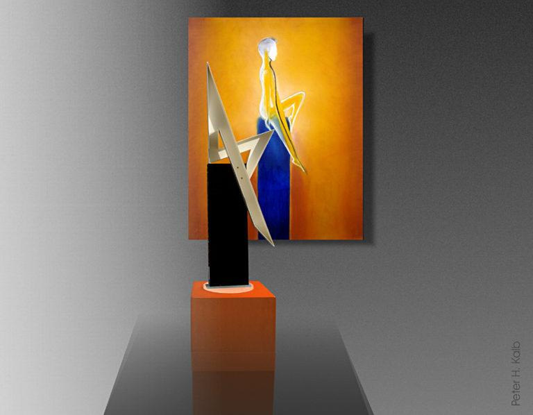 Skulptur und Bild, Ausgleich-A