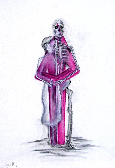 Der Tod begleitet das Leben