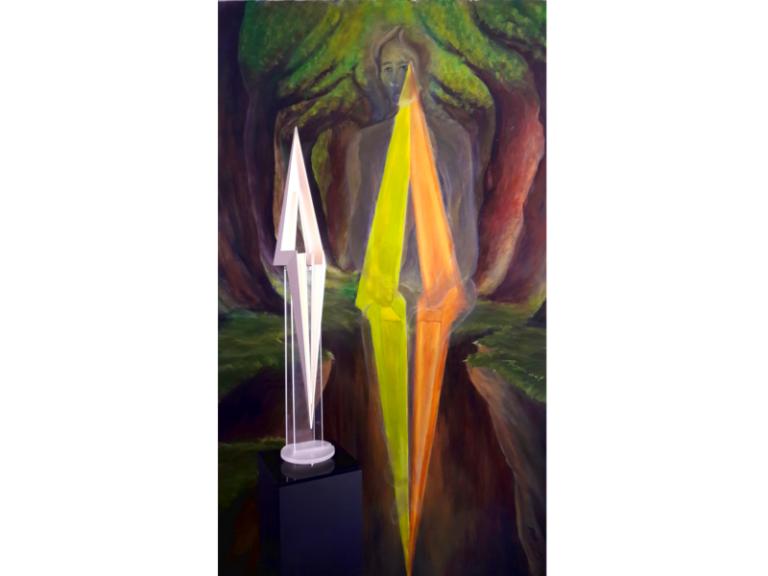 Wahrnehmung-Skulptur-Gemaelde2b