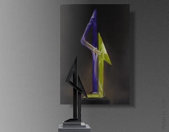 Skulptur-Aufrichten-mit-bild-black-2