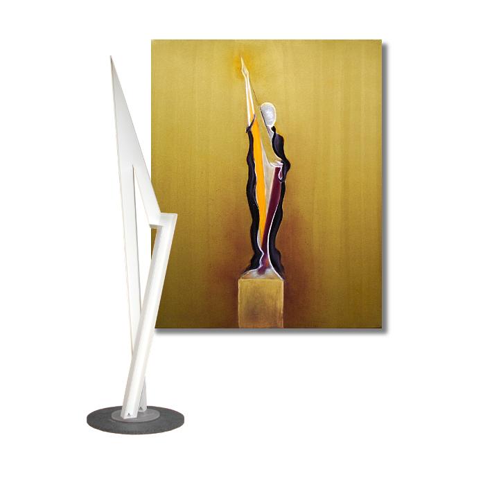 Freiheit-Gemalde-Skulptur1