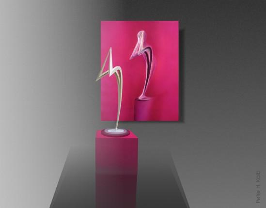 Realitaet-pink